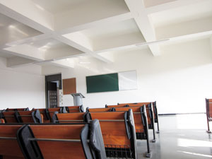 Sanghavi College of Engineering - Lecture Halls & Classrooms