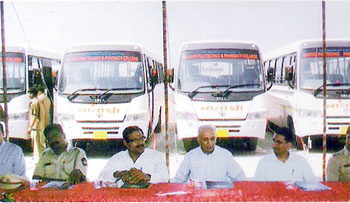 Sanghavi College of Engineering - Transport